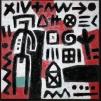 1990 Acryl (50 x 50 cm)