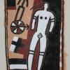 1992 Acryl (100 x 70 cm)
