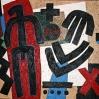 1989 Acryl (120 x 140 cm)